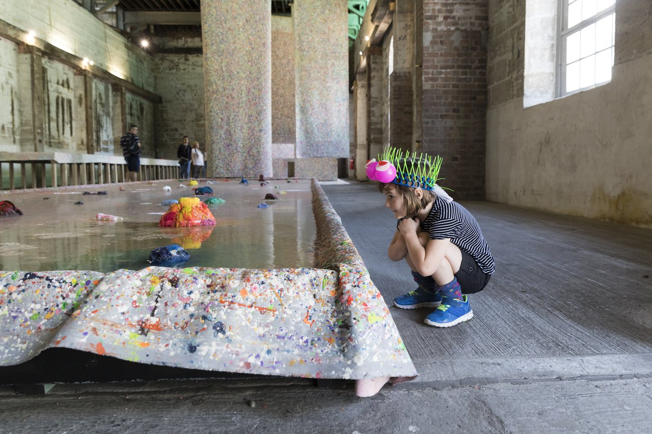 School Visits at the Biennale of Sydney