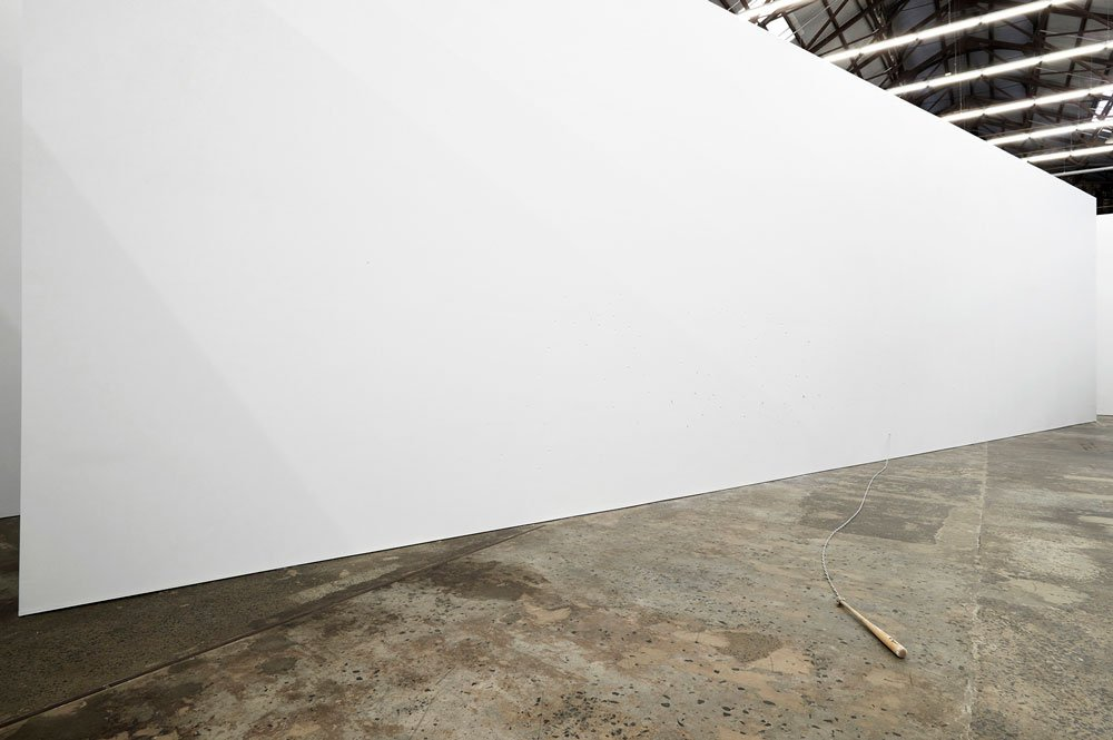 Marco Fusinato - Biennale of Sydney