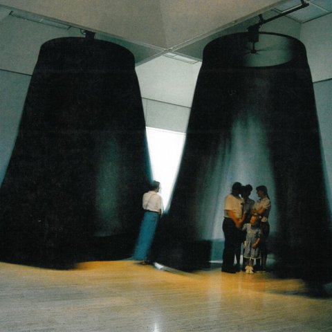 Ann Hamilton, bearings, 1996