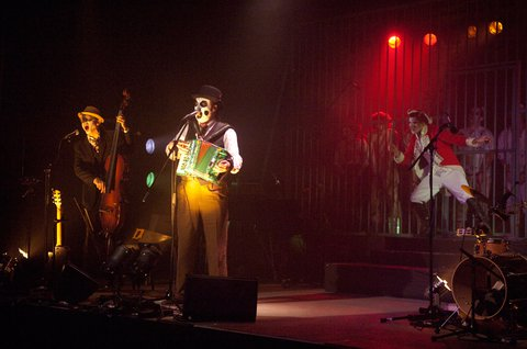 Tiger Lillies, 'Cockatoo Prison', 2010