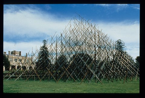 Rasheed Araeen, Where there's a will there's a way, 1998