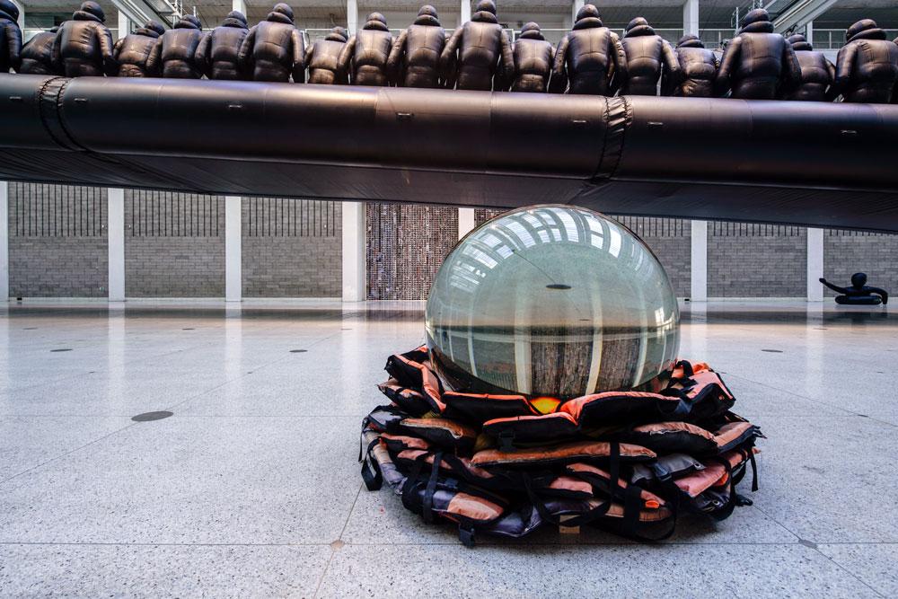 Resultado de imagem para ai weiwei biennale sydney
